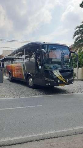 Big bus pariwisata siap pakai