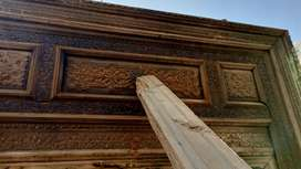 Antique Main Door Taali wood more than 100 years old