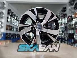 menjual hsr wheel ring 14x5,5 h4(114,3) di ska ban pekanbaru