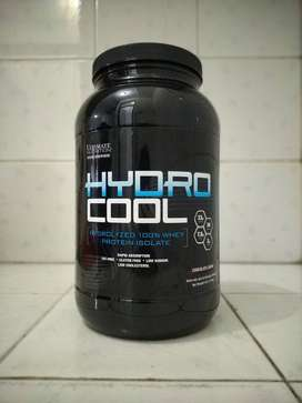 Ultimate Hydrocool 3 Lbs / isolate lb hydro cool protein susu un whey