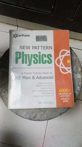 Arihant Publication - DC PANDEY - Physics