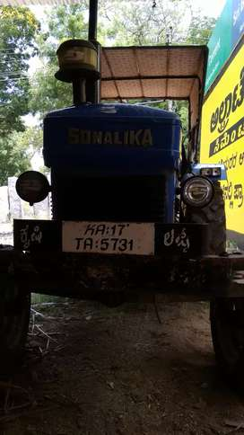 Sale for tractor