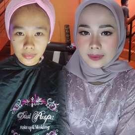 Jasa make up dan paket wedding murah di bandung