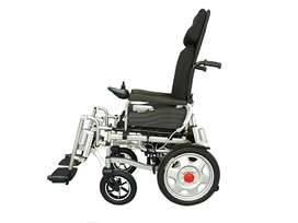 Foldable Electric wheelchair with warranty