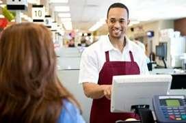 Counter Boys (Cashier)