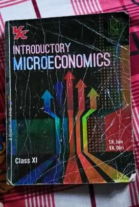 Introductory Microeconomics. (T.R. Jain, V.K. Ohri) Class 11th.