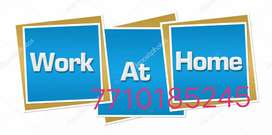 Candidates required for data entry work