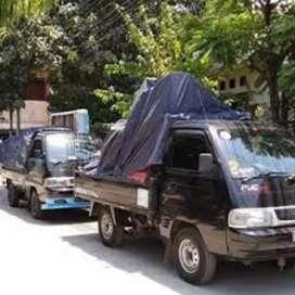 Jasa pindahan Sewa mobil bak terbuka & truk engkel CDE mobil pick up