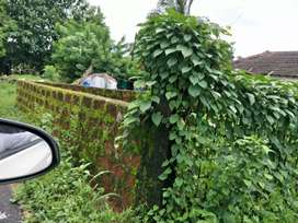 310sqm partition plot with Compound for Sale at Aquem Baixo, Margao