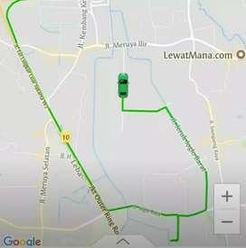 GPS TRACKER termurah di cibitung, gratis server