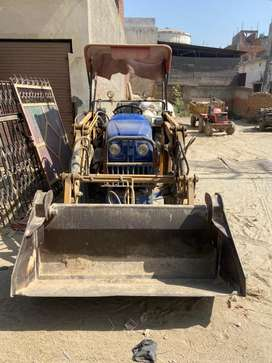 Force balwan tracktar and bulldozer