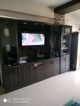 Fully furnished flat for rent rajarhat shibtala, bechlors allowed