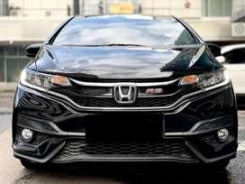 HONDA JAZZ RS 1.5 CVT HITAM 2018