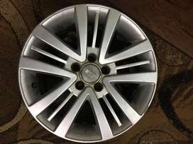 Rims for corolla