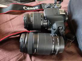 Canon 700d touch screen ,without a single scratch