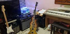 Gibson custom mulus terawat