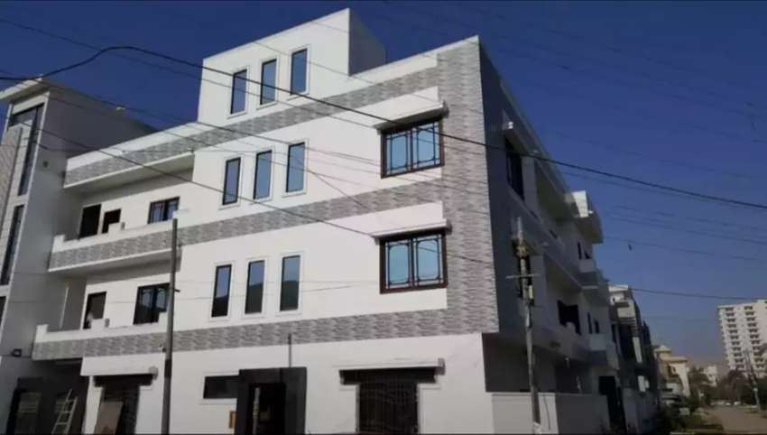 3 Bed D/D Ground, 1st & 2nd Floor For Sale In Block H North Nazimabad 0