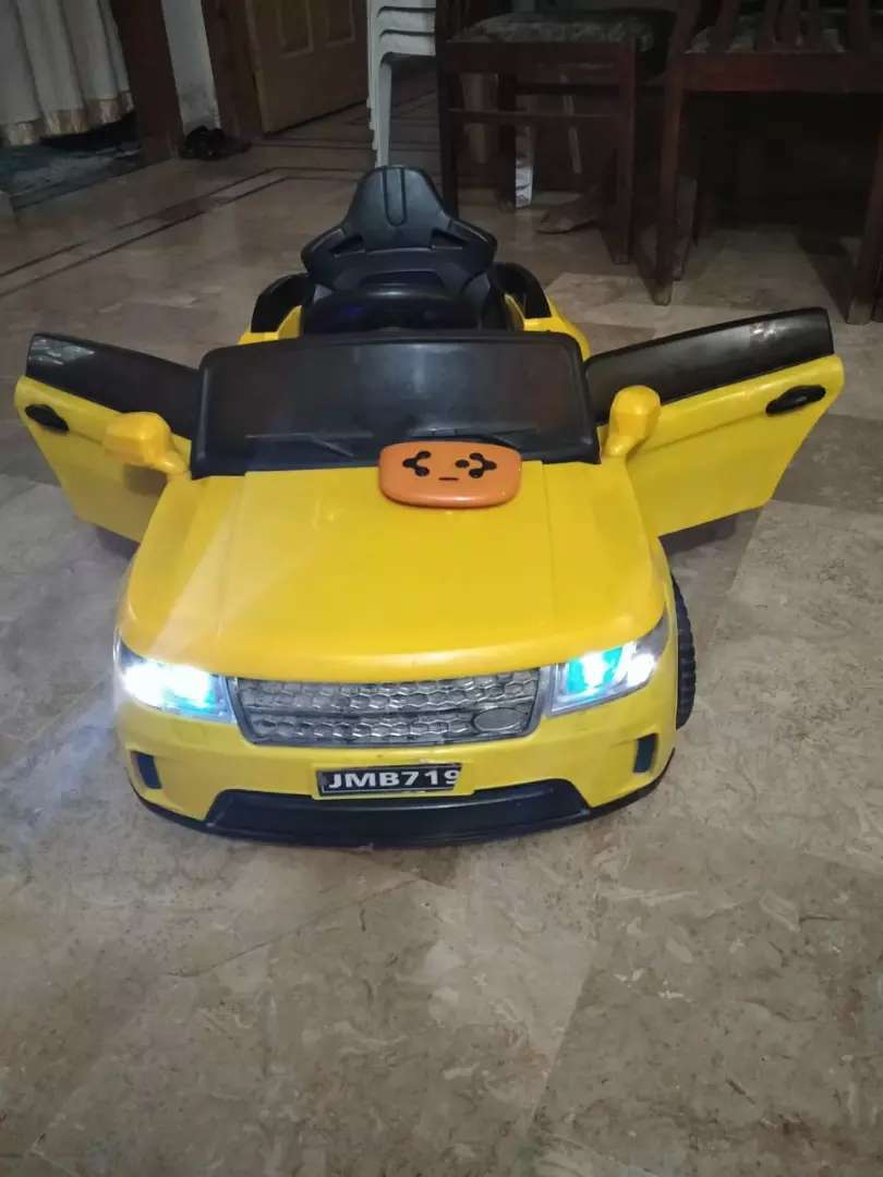 Kids Ride On Automatic Sport Car