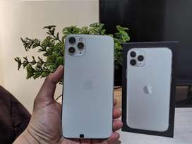 iPhone 11 Pro Max 64GB Second Original Full Set OEM NET! NO BARTER/TT