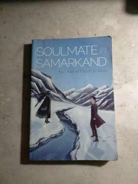 Jual novel Soulmate in Samarkand