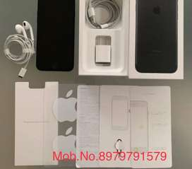 Iphone 7 32gb black 3 month used