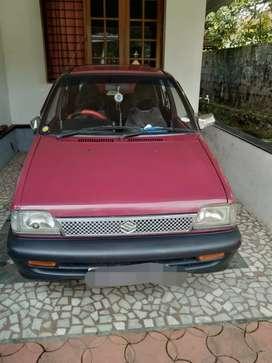 Maruti Suzuki 800 1998 Diesel 95000 Km Driven