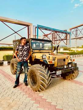Rahul jeep modified-All jeep order Base Ready Deliver All india