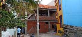 New G+1 Houses uppal boduppal road peerzadiguda nr road Lone availble.