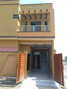 OPPOSITE TO DHA PHASE 10 3.5 MARLA HOUSE ON 4 YEARS EASY INSTALLMENT