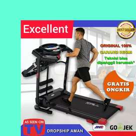 treadmill elektrik TL-629 G-01 alat olahraga
