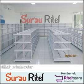 Rak Minimarket Kabupaten Agam