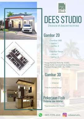 Dees Studio Desain & Architecture
