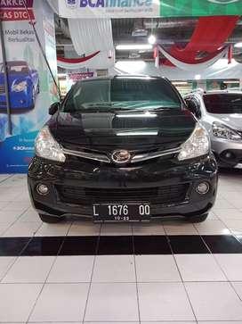 Daihatsu xenia R 2013 hitam manual kredit dp minim murah no metik