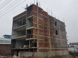 Available For Rent , Newly Constructed Building on Main Road