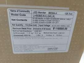 Samsung 50inch 4k ULTRA HD SMART LED TV BORDERLESS 3Y WARRANTY ON SITE