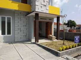 Rumah Minimalis SIAP HUNI 1 Lantai Daerah Gergunung Klaten Kota, SHM-P