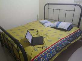 Wrot Iron Bed
