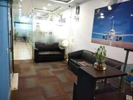 CO- Working Space in Raja Garden