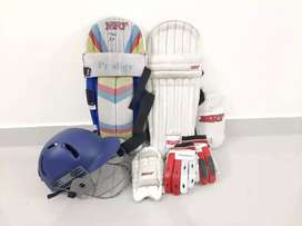 Cricket kit:  MRF brand    2018
