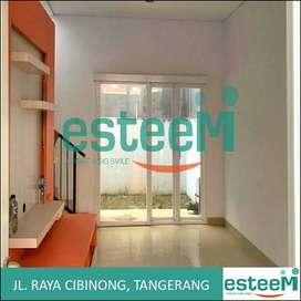 Rumah bagus dan rapi jl. raya cibinong, Tangerang..siap huni siap nego