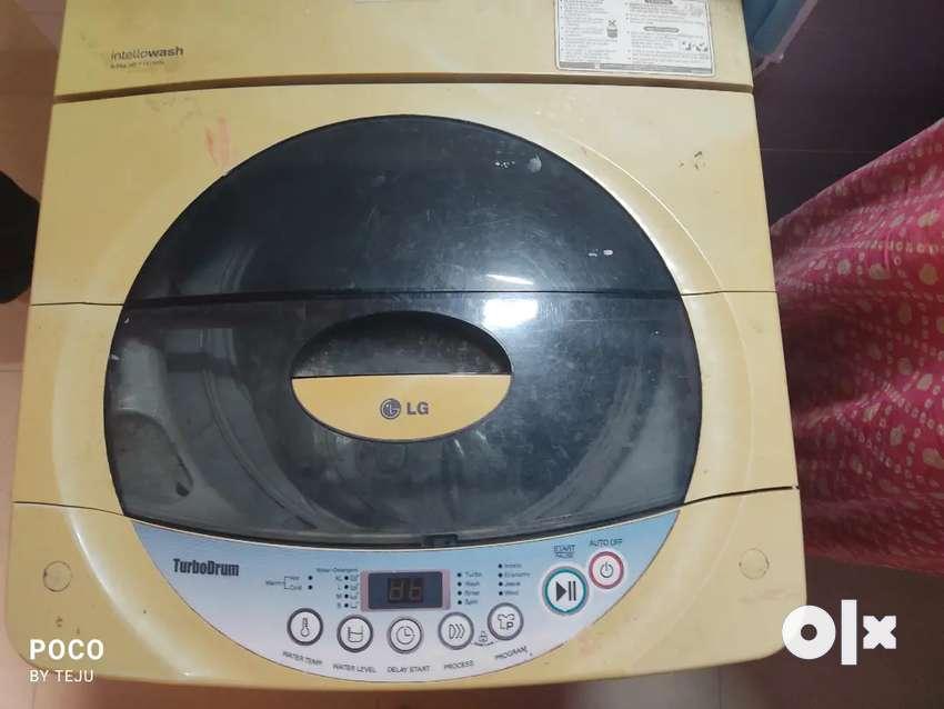 LG Washing machine 0