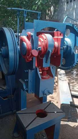 Sk machine tools new machine aviable 20 ton 10 and 50 ton machine read