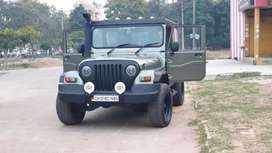 Mahindra Thar 4×4 crde Fully modified Jeep