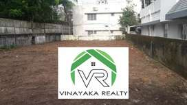 9,8 cent house plot near manorama junction, close to SA Road, ₹25L/c