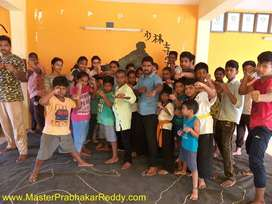 Learn Karate and Kung-fu Nellore Martial arts School India