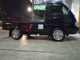 velg mobil elegan sporty HSR SASEBO R15 buat carry pick up