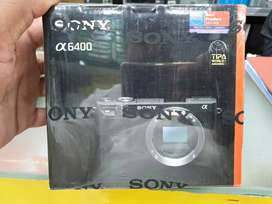 Sony a6400 with 16-50 Kit On Cash and Easy Instalments.
