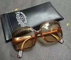 Preloved kacamata Rodenstock original warna coklat