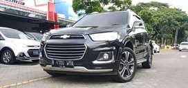 Chevrolet Captiva 2.0 LTZ 2016 Pajak panjang KM rendah