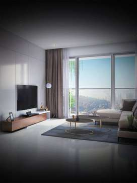<Best constructed    3 BHK  Flat For Sale in  Kavesar, Thane West, God